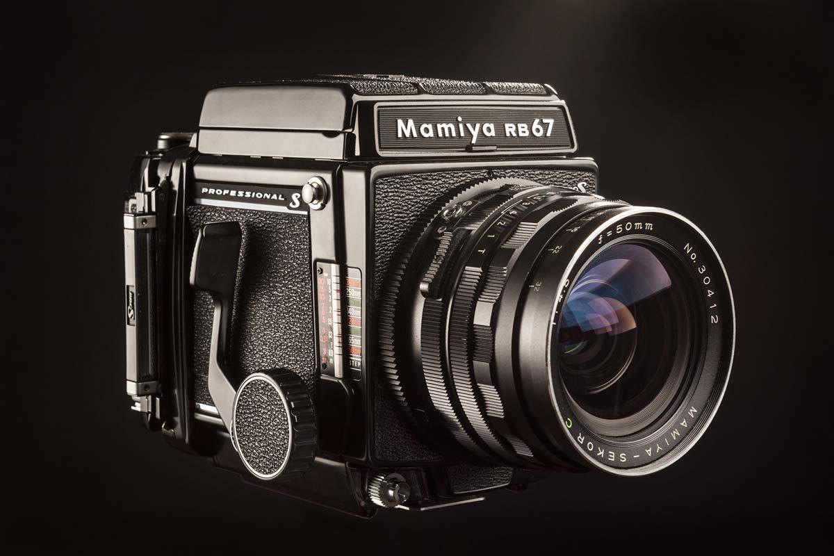 Mamiya RB67