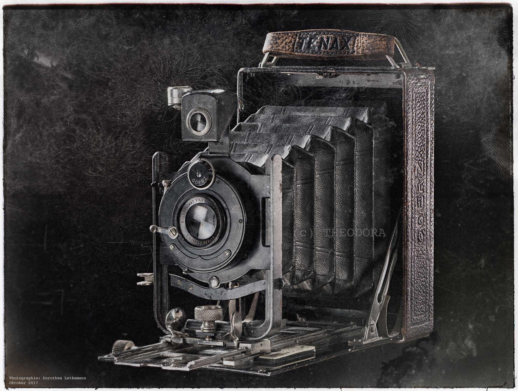 C.P. Goerz Tenax (ca. 1920)