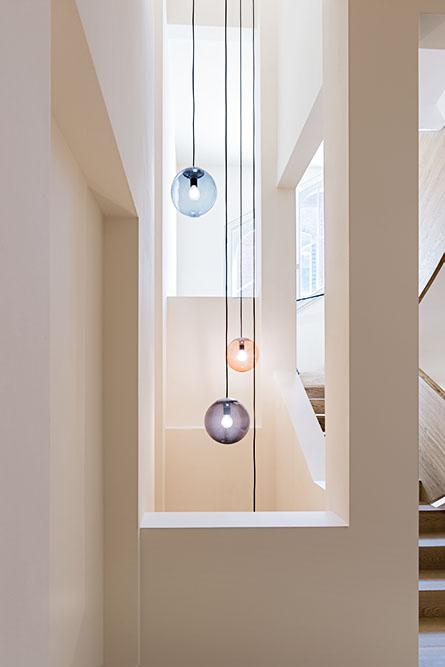 Treppenhaus - Lichtschacht