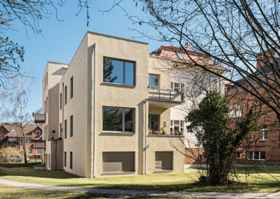 Wohnhaus Berlin-Zehlendorf - Kombination von alt und neu