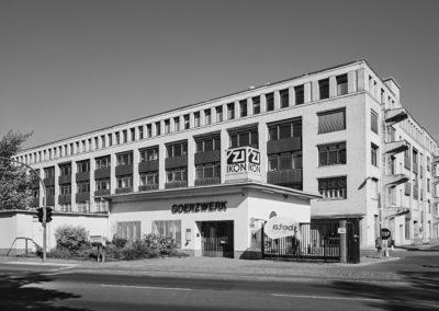 Goerzwerk, Berlin Lichterfelde