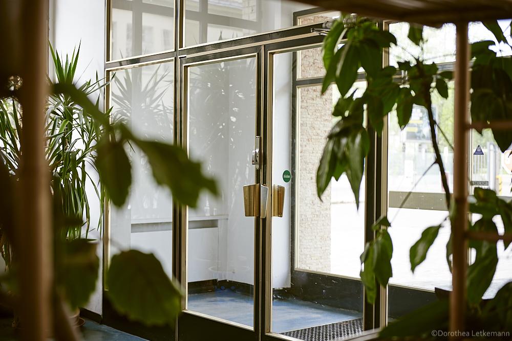Goerzwerk Eingangsbereich Foyer Berlin-Lichterfelde, 2019